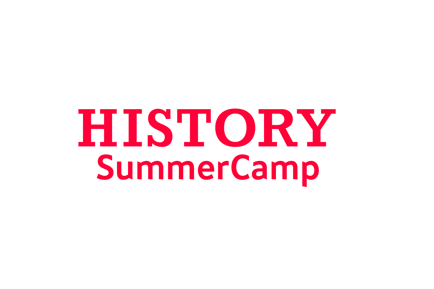 History SummerCamp 2017