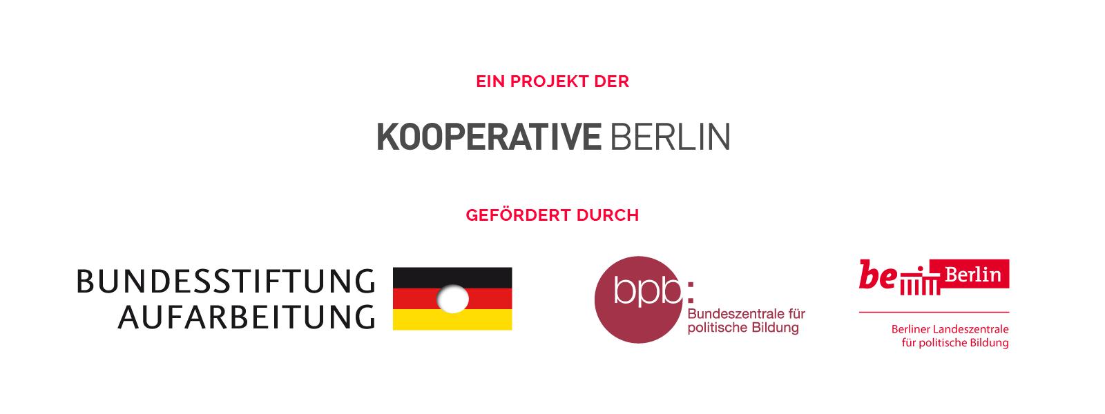 Projektmacher und Förderer 2017